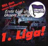 Hertha erste Liga