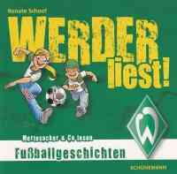Werder liest! Fußballgeschichten