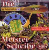 Die Radio 91.2 Meisterscheibe 1996