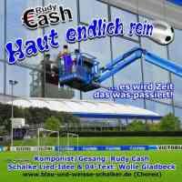 Haut endlich rein, Schalke Arena-Version-Live