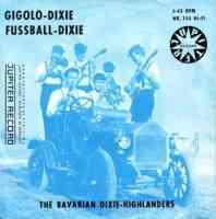 Fussball Dixie (Der Theodor im Fussballtor)