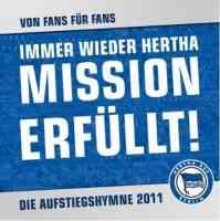 Immer wieder Hertha - Mission erfüllt