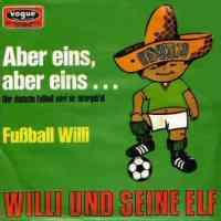 Aber eins, aber eins (Der Deutsche Fußball wird nie untergeh'n)